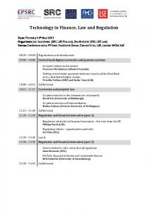 BARAC conference 16 May programme(5) 0
