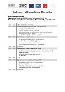 BARAC conference 16 May programme(6) 0