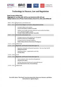 BARAC conference 16 May programme(7)