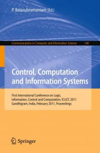 control, computation and information systems