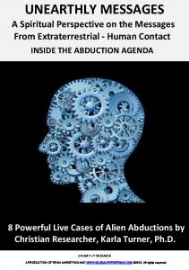 inside the abduction agenda unearthly message
