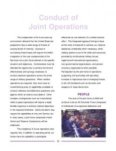 joint vision 2020 part2