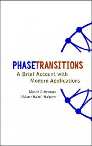 Phase Transitions   A Brief Account With Modern Applications   M