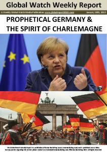 Prophetica Germany The spirit of Charlemagne