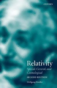 Relativity   Special, General and Cosmological 2nd ed   W