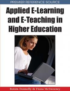 [Roisin Donnelly, Fiona Mcsweeney] Applied E Learn(BookFi