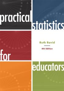 [Ruth Ravid] Practical Statistics for Educators, 4(BookFi