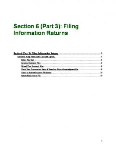 Section 6   Part 3