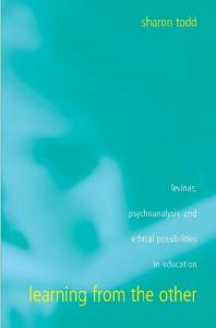 [Sharon Todd] Learning from the Other Levinas, Ps(BookFi