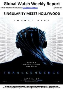 Singularity meets Hollywood