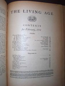 The Banker's Conspiracy (Living Age Magazine Feb 1934)