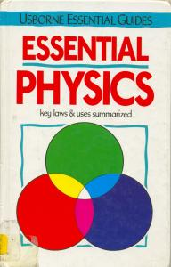 Wingate   Essential Physics [intro brochure] (Usborne, 1991)